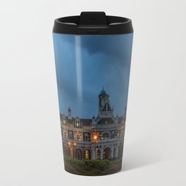 Dunedin Railway Station, New Zealand Travel Mug
