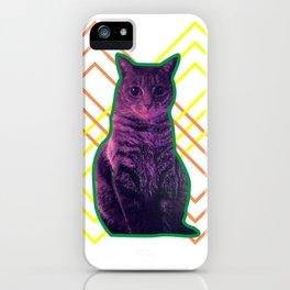 Momo the Cat iPhone Case