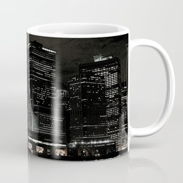 NYC Night Skyline 2015 Coffee Mug