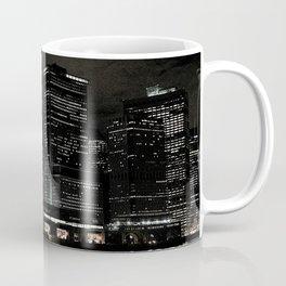 NYC Night Skyline 2015 Coffee Mug
