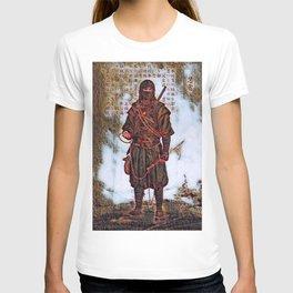 Japanese Ninja Warrior  T-shirt