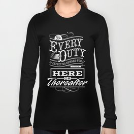 My Whole Religion Is This Long Sleeve T-shirt