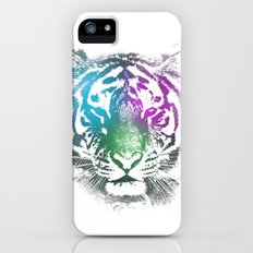 Eye of the Tiger iPhone (5, 5s) Slim Case