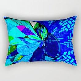 A Million Distance Away Rectangular Pillow