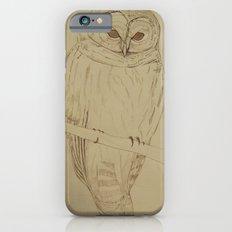 Ink Owl Slim Case iPhone 6s
