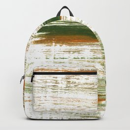 Yellow green Backpack