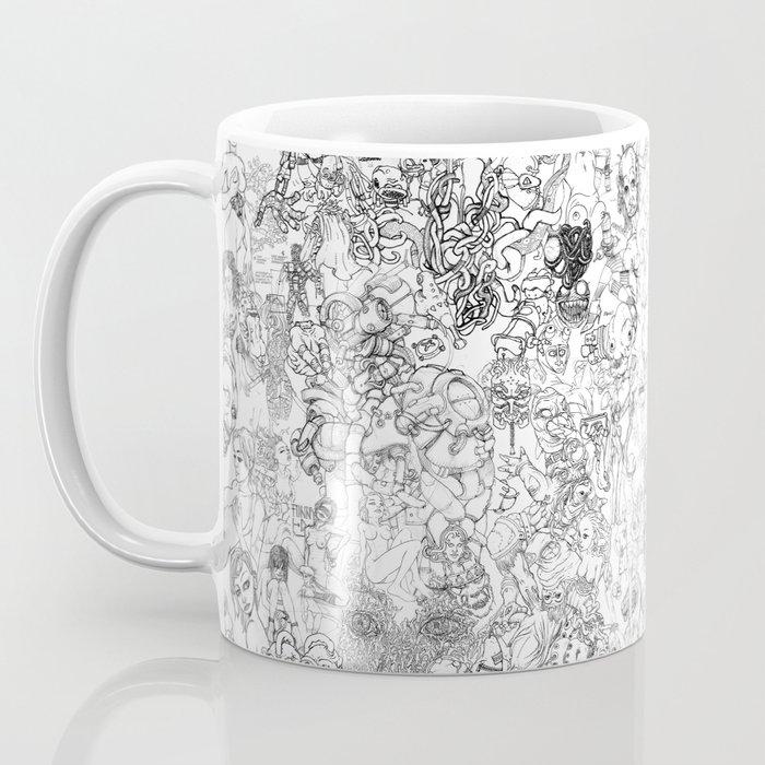 Psychodays Coffee Mug