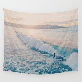 summer waves ix Wall Tapestry