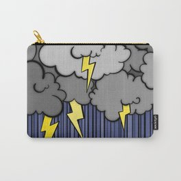 Storm on a teacup Carry-All Pouch