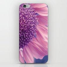 pastel sunflower iPhone & iPod Skin