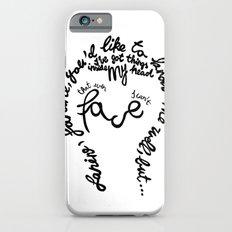 David Bowie - Janine Slim Case iPhone 6s