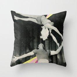 Dynamos Throw Pillow