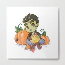 Little Frankenstein's monster Metal Print