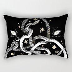 Star Serpent Rectangular Pillow
