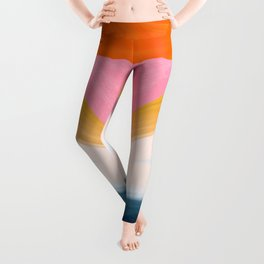 Let Go - no.36 Shapes and Layers Leggings