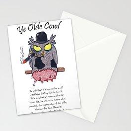 Ye Olde Cowl Stationery Cards