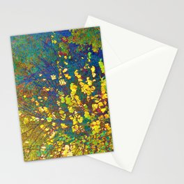 Quaking Aspen. © J&S Montague. Stationery Cards