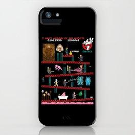 Vigo Kong iPhone Case