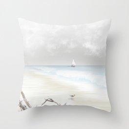 INTO IT Throw Pillow