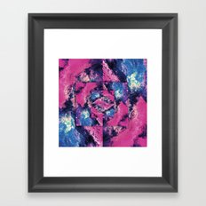 Watercolor Trip Framed Art Print
