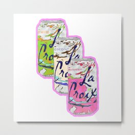 La Croix: Sleeker, Newer, Younger Metal Print