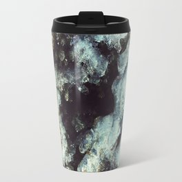 Frozen in ice Travel Mug