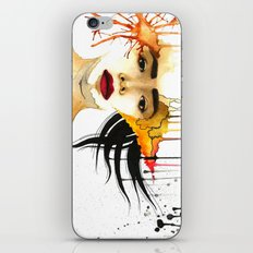 Mad times iPhone & iPod Skin