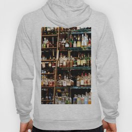 BOTTLES ALL IN A ROW Hoody