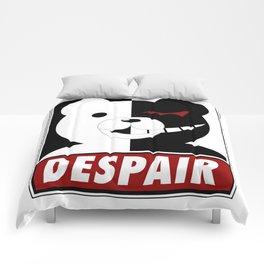 Monokuma despair Comforters
