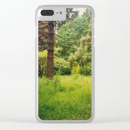 Seattles Finest Clear iPhone Case