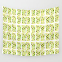 Tangent Tree Wall Tapestry