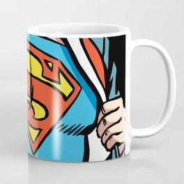 Classic Superman Coffee Mug