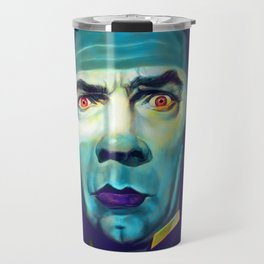 Bela Lugosi Travel Mug
