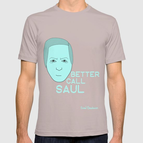 Breaking Bad - Faces - Saul T-shirt