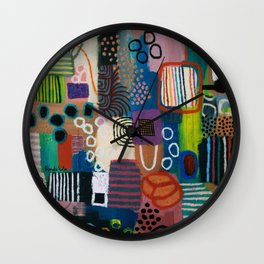 Higher Frequency Wall Clock