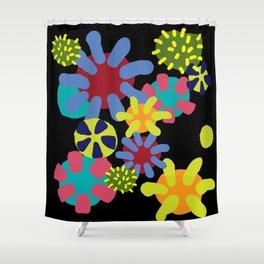 Undersea wonderworld Shower Curtain