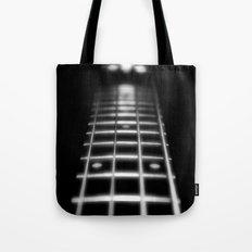Guitar Fret Tote Bag