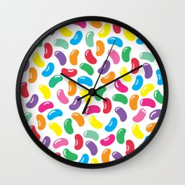 Jelly Beans Wall Clock