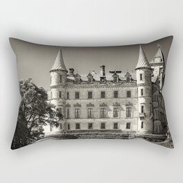 Dunrobin Castle Scotland Rectangular Pillow
