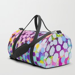Paint dots Duffle Bag