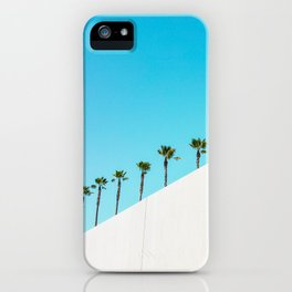 Parade of Palms iPhone Case