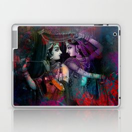Radha Krishna- the divine Laptop & iPad Skin