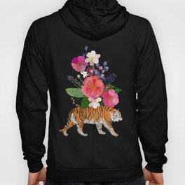 Tiger Bloom Hoody
