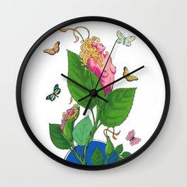 Dismorphia Rosa Wall Clock