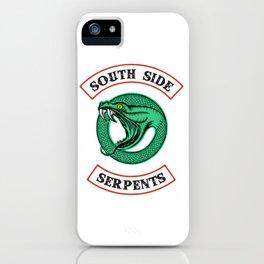 Southside Serpents - Vol.2 Circle iPhone Case