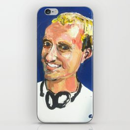 clayton hosmann ART iPhone Skin