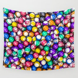 Poolhall Junkies Wall Tapestry