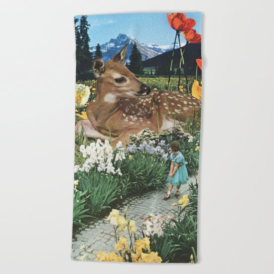 Discovery Beach Towel