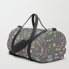 Sea creatures 007 Duffle Bag
