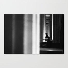 sala são paulo Canvas Print